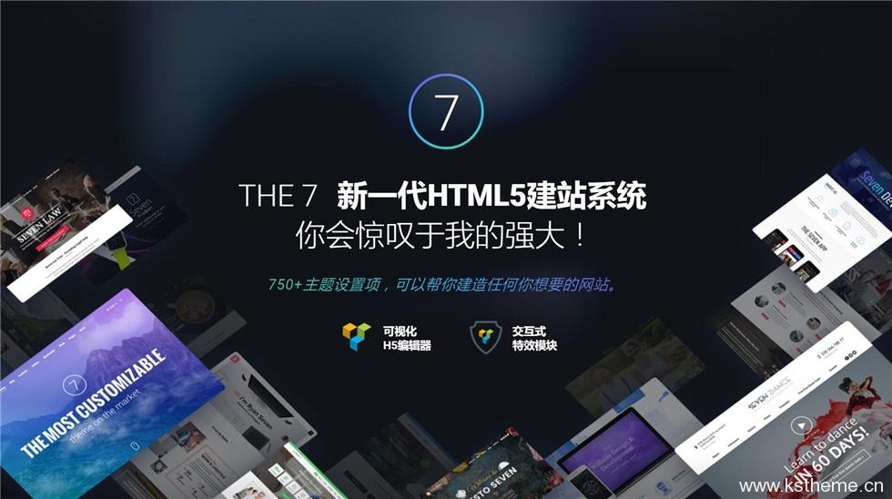 The7响应式多功能主题(深度汉化)[更至9.3.0]